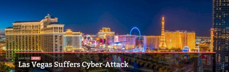 Las Vegas Suffers Cyber-Attack